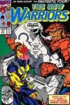 New Warriors #17 comic books for sale