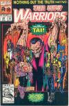 New Warriors #23 comic books for sale