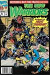 New Warriors #24 comic books for sale