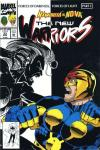 New Warriors #33 comic books for sale