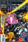 New Warriors #41 comic books for sale