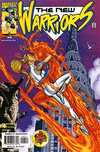 New Warriors #4 comic books for sale