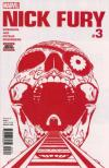 Nick Fury #3 comic books for sale