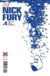 Nick Fury #4 comic books for sale