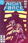 Night Force #11 comic books for sale