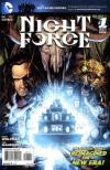 Night Force # comic book complete sets Night Force # comic books