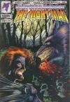 Night Man #8 comic books for sale