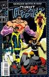 Night Thrasher #4 comic books for sale