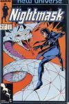 Nightmask #10 comic books for sale