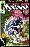 Nightmask #3 comic books for sale