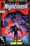 Nightmask #6 comic books for sale