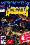 Nightstalkers comic books