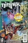 Ninjak #4 comic books for sale