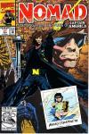 Nomad Comic Books. Nomad Comics.