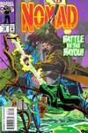 Nomad #16 comic books for sale