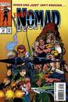 Nomad #18 comic books for sale