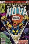 Nova #25 comic books for sale