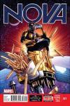 Nova #21 comic books for sale