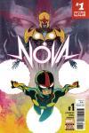Nova Comic Books. Nova Comics.