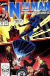 Nth Man The Ultimate Ninja #11 comic books for sale