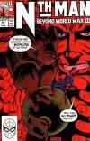 Nth Man The Ultimate Ninja #14 comic books for sale