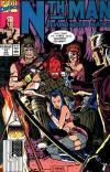 Nth Man The Ultimate Ninja #15 comic books for sale