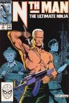 Nth Man The Ultimate Ninja #2 comic books for sale