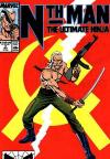 Nth Man The Ultimate Ninja #3 comic books for sale