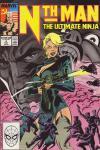 Nth Man The Ultimate Ninja #4 comic books for sale
