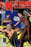 Nth Man The Ultimate Ninja #5 comic books for sale