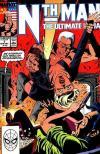 Nth Man The Ultimate Ninja #7 comic books for sale