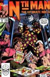 Nth Man The Ultimate Ninja #8 comic books for sale