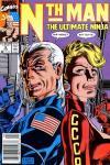 Nth Man The Ultimate Ninja #9 comic books for sale