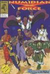 Numidian Force comic books