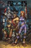 OZF5: Gale Force Comic Books. OZF5: Gale Force Comics.
