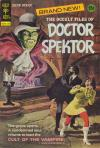 Occult Files of Dr. Spektor Comic Books. Occult Files of Dr. Spektor Comics.