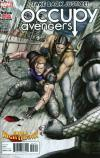 Occupy Avengers #3 comic books for sale