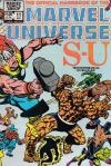 Official Handbook of the Marvel Universe #11 comic books for sale