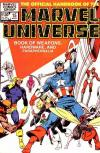 Official Handbook of the Marvel Universe #15 comic books for sale