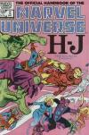 Official Handbook of the Marvel Universe #5 comic books for sale