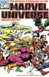 Official Handbook of the Marvel Universe Comic Books. Official Handbook of the Marvel Universe Comics.