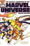 Official Handbook of the Marvel Universe #10 comic books for sale