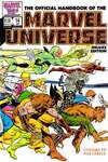 Official Handbook of the Marvel Universe #14 comic books for sale