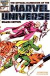 Official Handbook of the Marvel Universe #7 comic books for sale