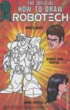 Official How to Draw Robotech #8 comic books for sale