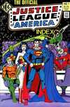Official Justice League of America Index comic books