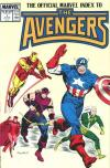 Official Marvel Index to the Avengers Comic Books. Official Marvel Index to the Avengers Comics.