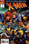 Official Marvel Index to the X-Men # comic book complete sets Official Marvel Index to the X-Men # comic books