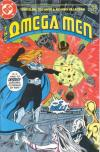 Omega Men #15 comic books for sale