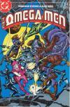 Omega Men #21 comic books for sale